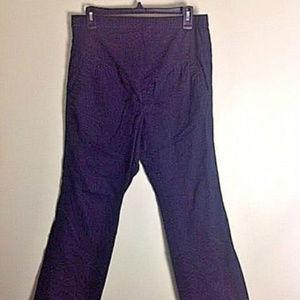 Old Navy maternity pants size 6 Regular Black